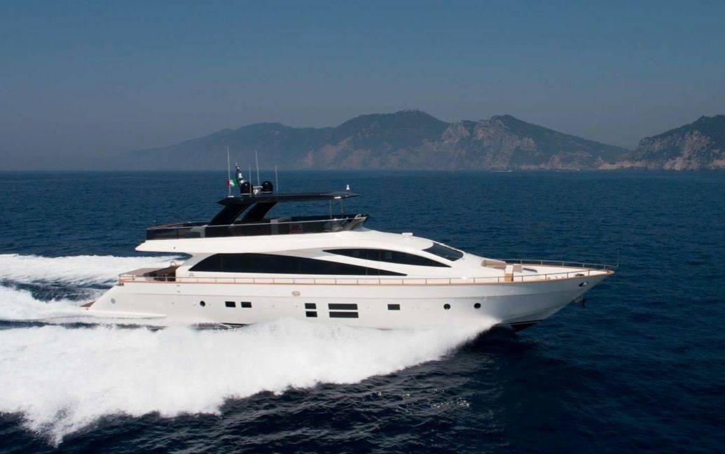 Amer Yachts – Permare: venduto il primo Amer 110'