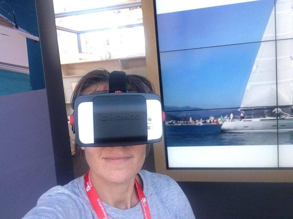 In diretta dal Salone Nautico di Genova, visite reali e visite virtuali