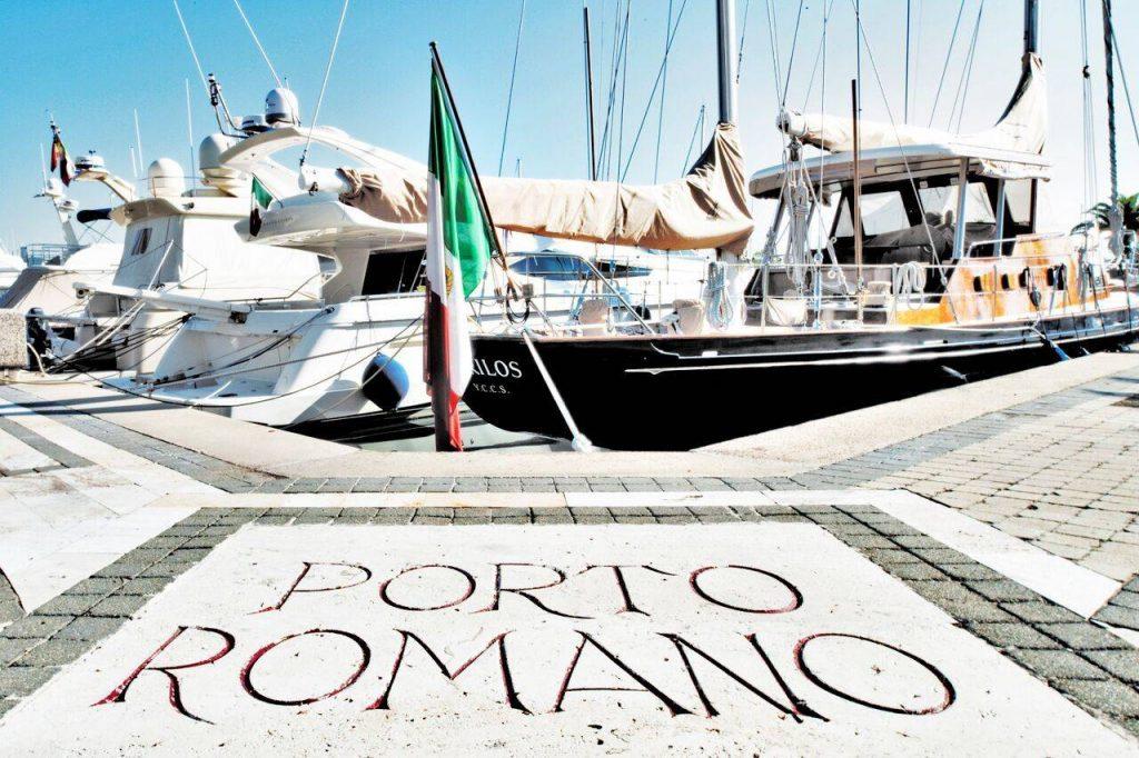 PORTO ROMANO, una bellissima boccata di eccellenza
