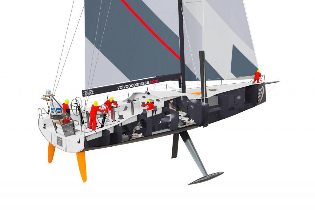 L'italiana Persico Marine costruirà i nuovi Volvo Ocean 65