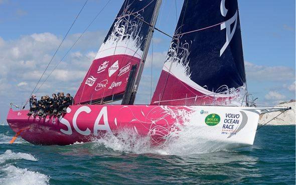 Team SCA e Team Vestas Wind al Salone Nautico di Genova, dal 30 settembre al 5 ottobre
