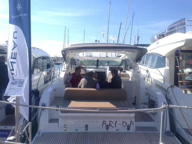 Live da Genova - Vi presentiamo Jeanneau Leader 36: comfort e ottimo utilizzo degli spazi