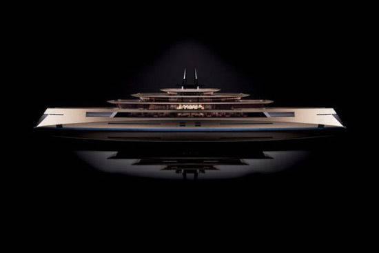 SYMMETRY - Superyacht Concept By Sinot Exclusive Yacht Design