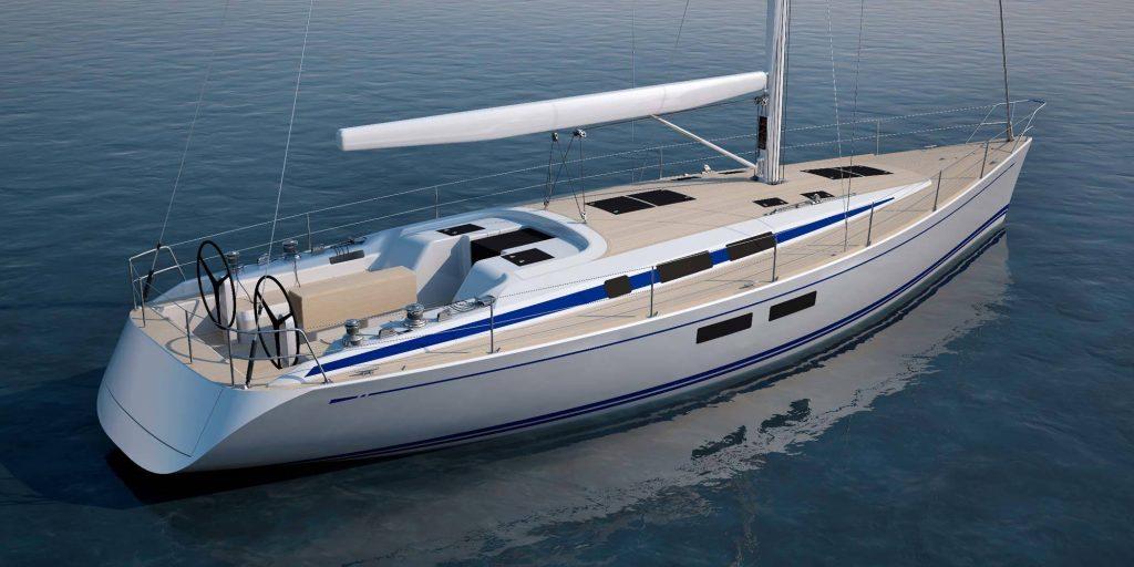 Barche da sogno, nasce lo Swan 54