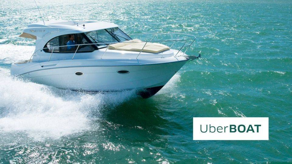 UberBoat: taxi marittimo a Istanbul