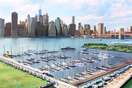 di Sara Teghini  Ho vissuto tre anni a New York, Manhattan per l'esattezza, e per tre anni non ho smesso mai di chiedermi come facciano quegli strani, stranissimi isolani (perchè Manhattan è un'isola) a ignorare sistematicamente l'acqua e il mare che li circondano.
