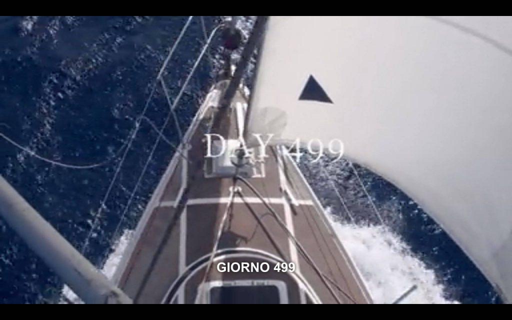Maidentrip: il viaggio iniziatico della vela, l'incredibile viaggio di Laura.