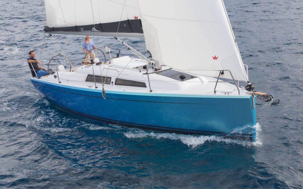 Hanse 315, un versatile entry level