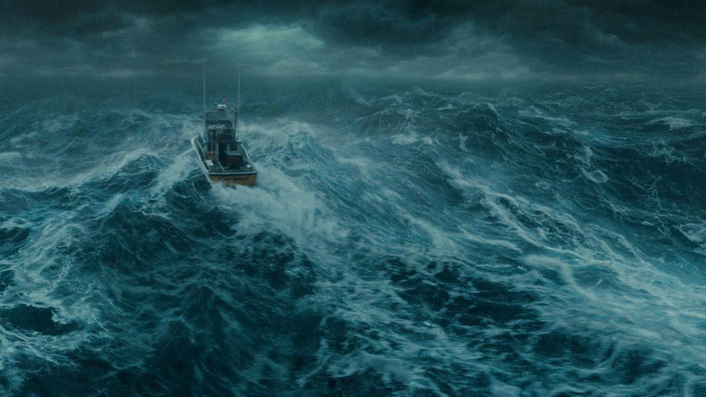 Tempesta in arrivo: onde di 6 metri, venti a 100 chilometri orari e temperature giù di 10 gradi