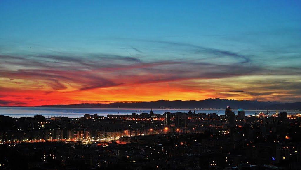 Prendi la barca e vieni a Genova