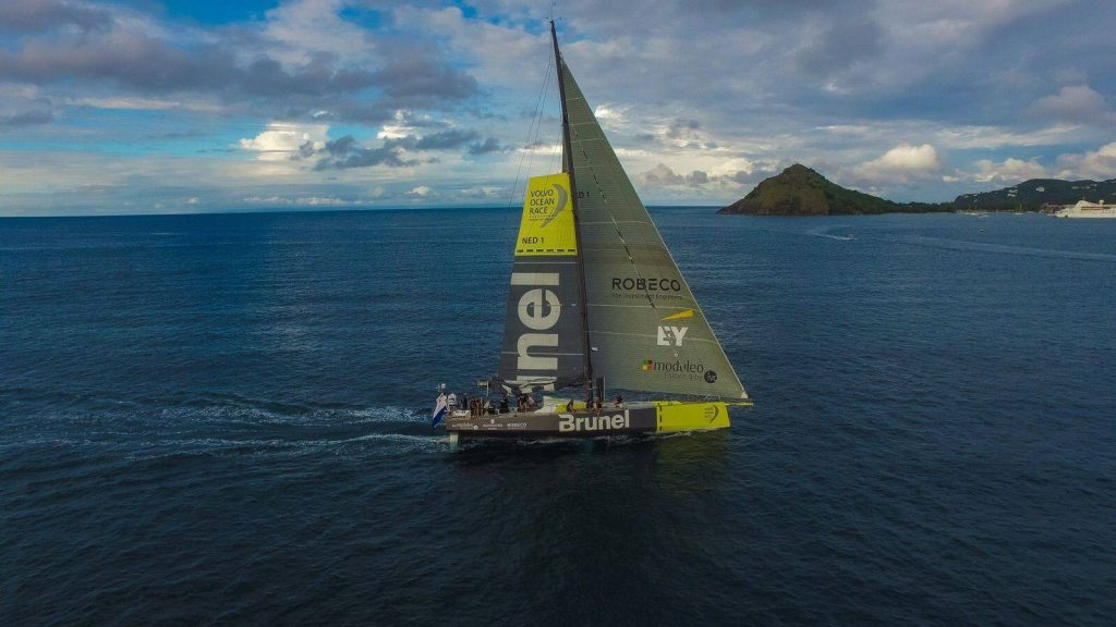 Nuovo record atlantico ARC per Team Brunel