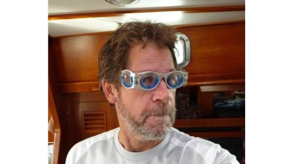 occhiali anti mal di mare