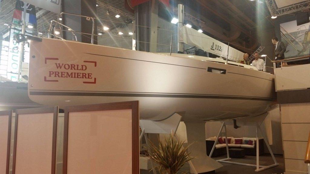 Da Parigi il nuovo J112: navigare senza stress