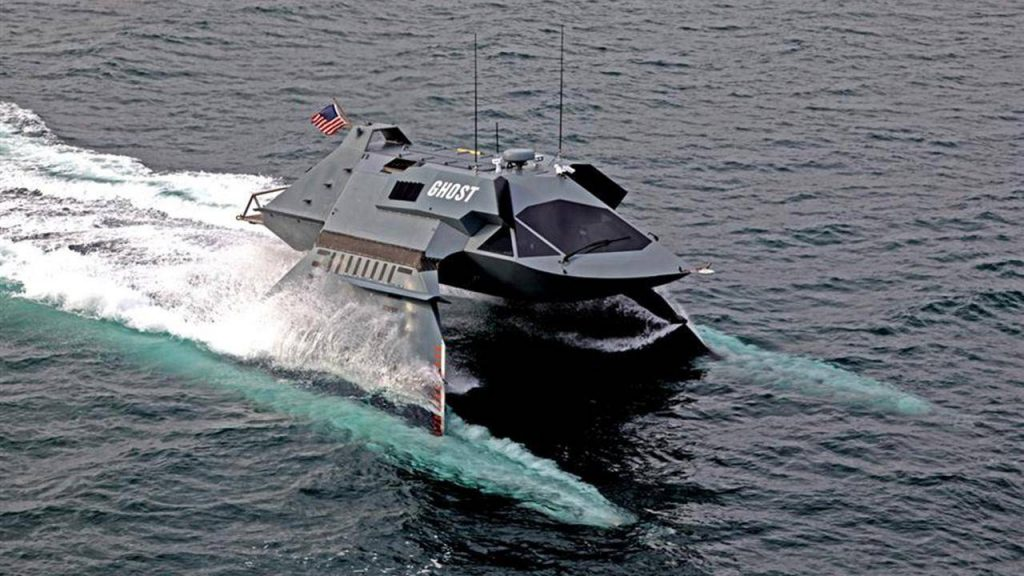 La barca invisibile... con cui è impossibile passare inosservati. Lungo 11,5 metri, costruito in alluminio, è invisibile ai radar. Nata per usi militari, ora è in vendita sul mercato, Interessati?  Costa 7,5 milioni di dollari.