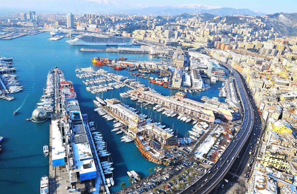 Marina Porto Antico, il cuore pulsante di Genova a portata d'ormeggio