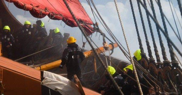 Cercasi volontari per traversata dalla Norvegia a Terranova su una nave vichinga