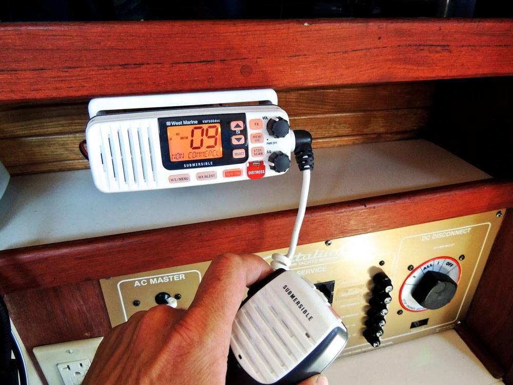 Radio di bordo, regole e bon ton