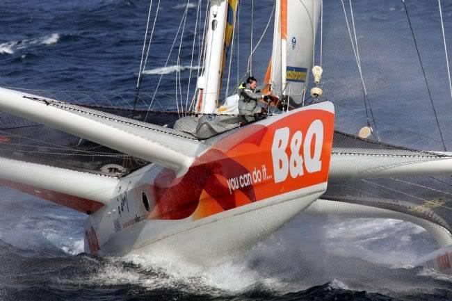 Ellen Macarthur, o delle cose sorprendenti che si imparano navigando in solitario intorno al mondo
