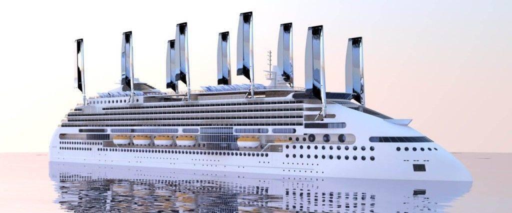Ecoships: una nave da crociera a emissioni dimezzate entro il 2020