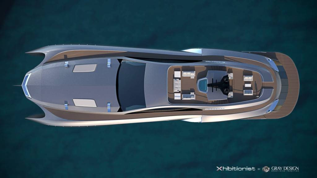 Xhibitionist-Yacht-Concept-View-from-above
