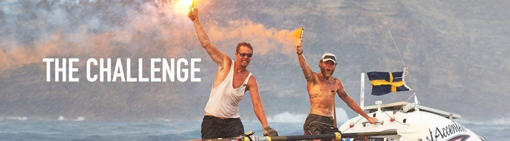L'Atlantico a remi: la gara più dura del pianeta