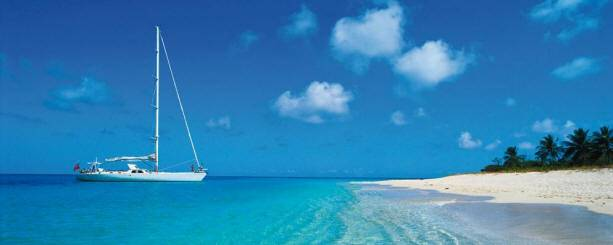 Navigare ai Caraibi