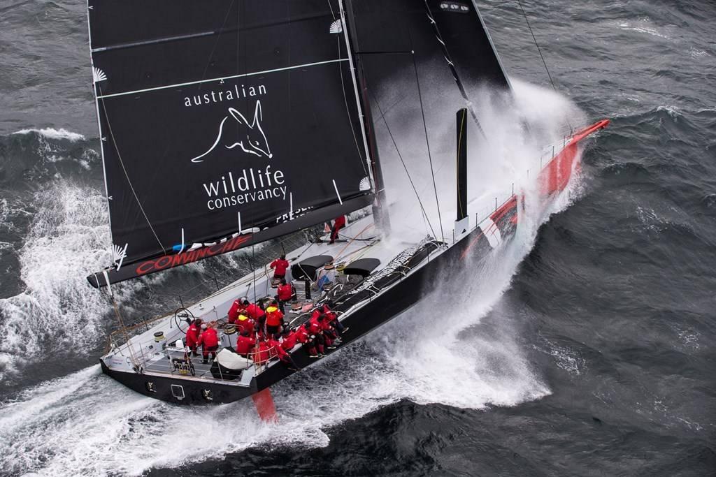Sydney – Hobart, vince Comanche, Soldini quarto