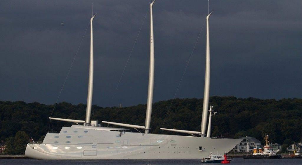 Le cinque barche più assurde dell'anno