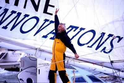 Yves Parlier, l'extra-terrestre della vela