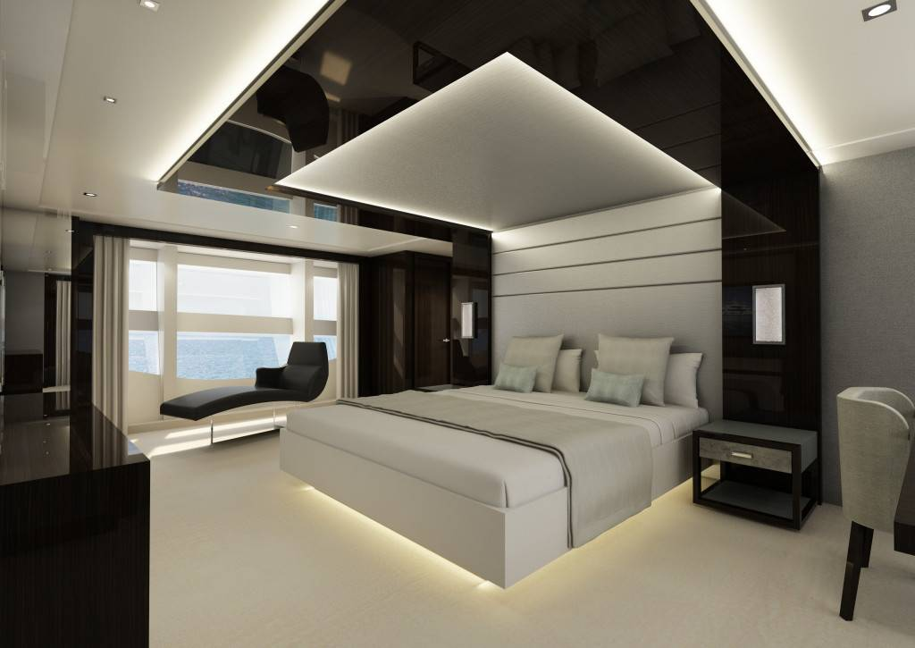 131 Yacht - Master Stateroom