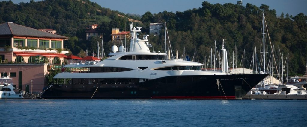 Porto Lotti superyacht