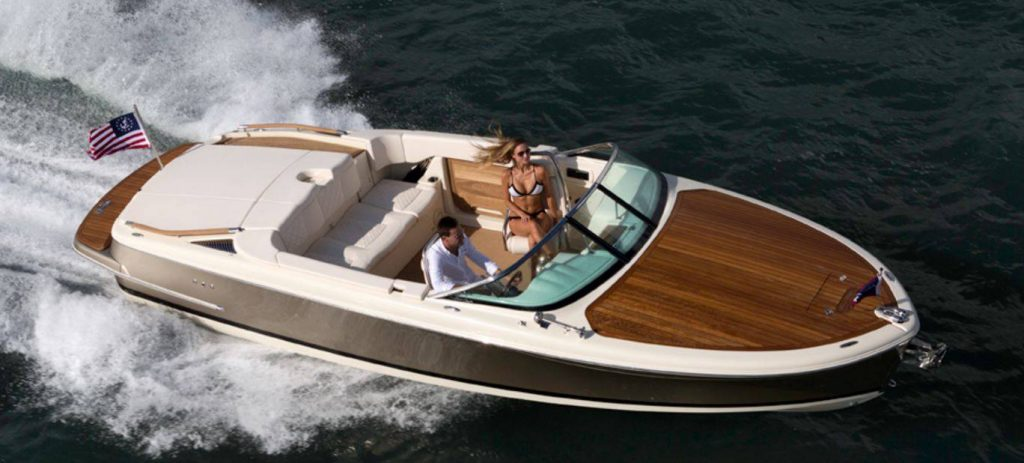 Chris Craft Capri 25. L'eleganza (in 8 metri) a stelle e strisce