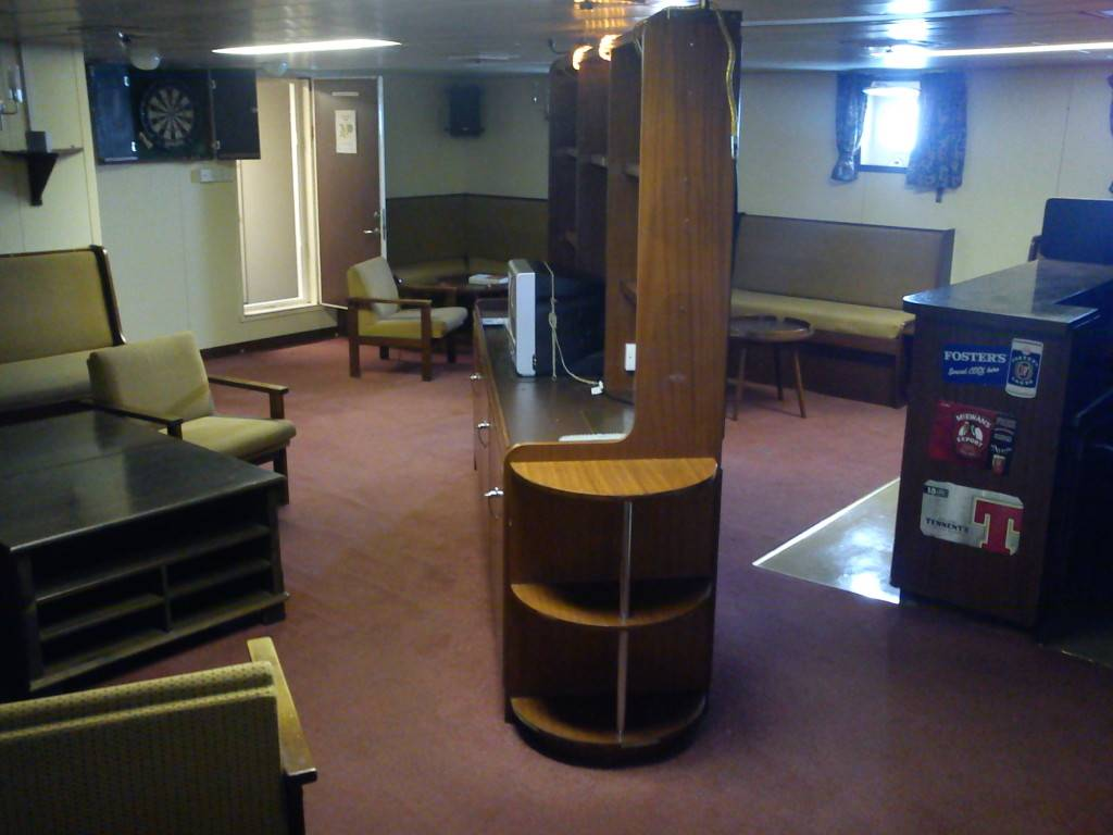 Norna recreation room