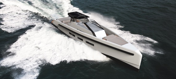 I luxury open di Magic Yacht