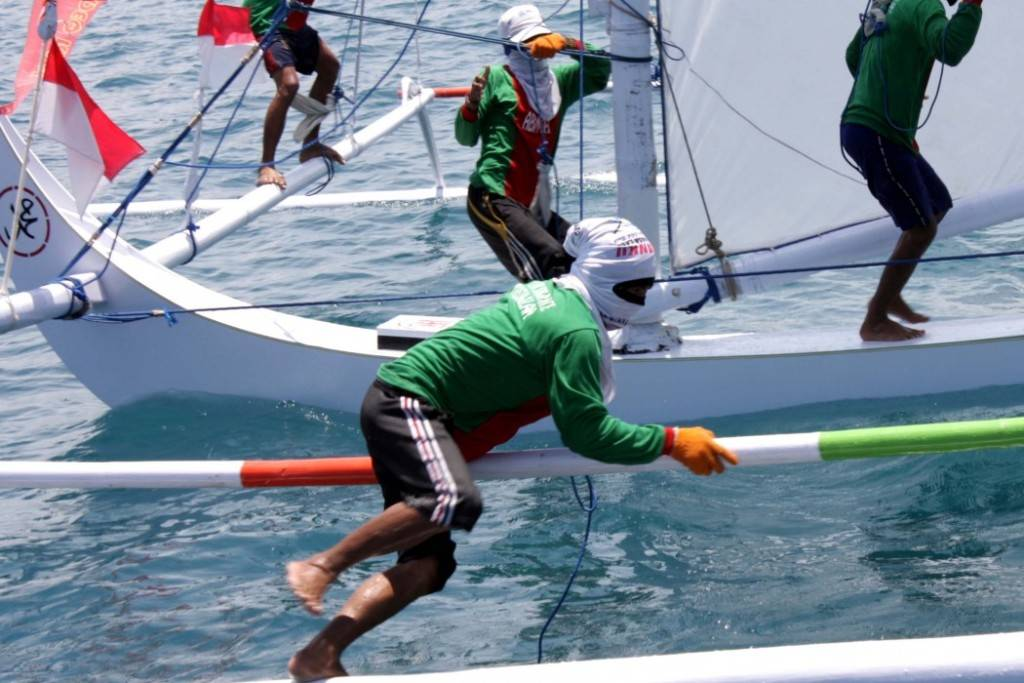 regata sandeq race 2