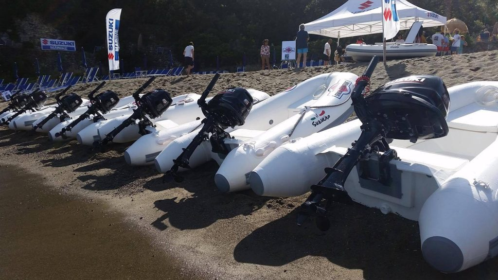 NEW 4, 5 AND 6 HP SUZUKI OUTBOARD MOTORS  A COMPLETELY DIFFE