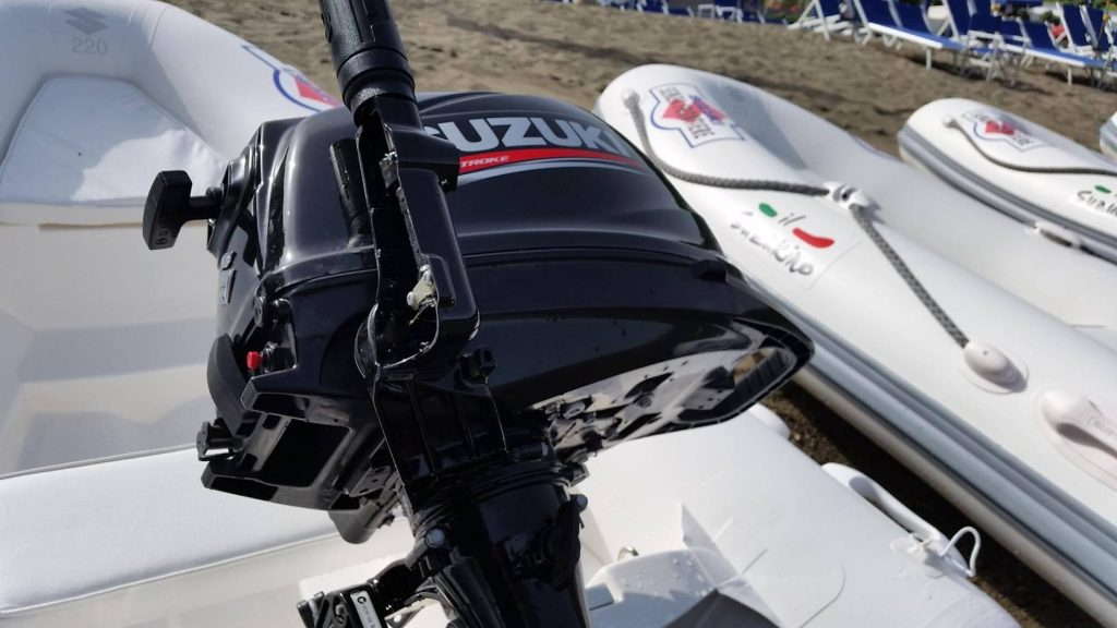 New 4 5 and 6 hp suzuki outboard motors a completely for Suzuki outboard motors reviews