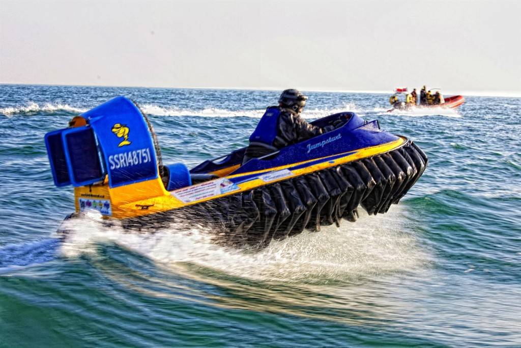 MC YAchts OceaNemo toys_The British Hovercraft