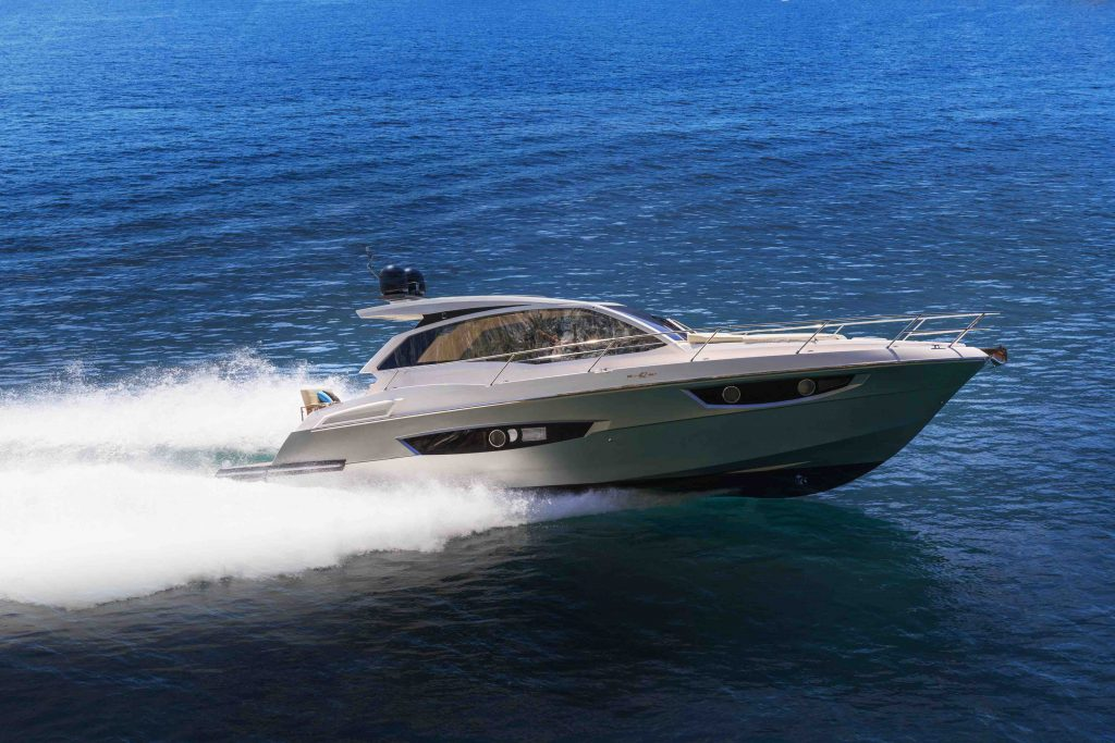 Rio Yachts 42 Air navigazione restyling
