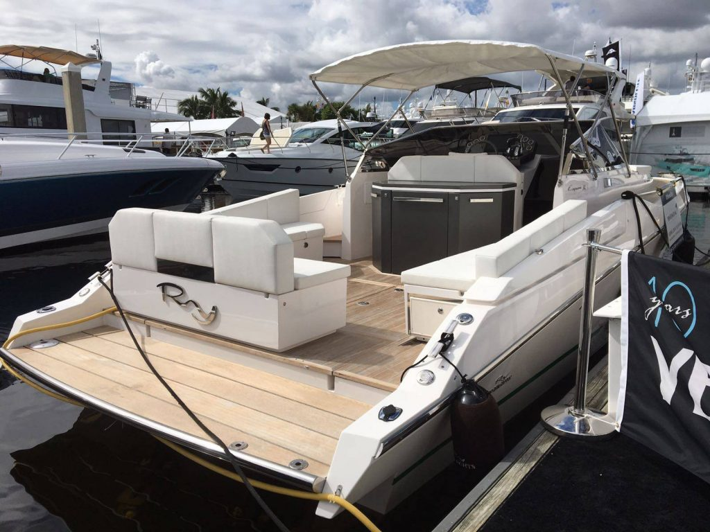 Rio Yachts al Fort Lauderdale Boat Show