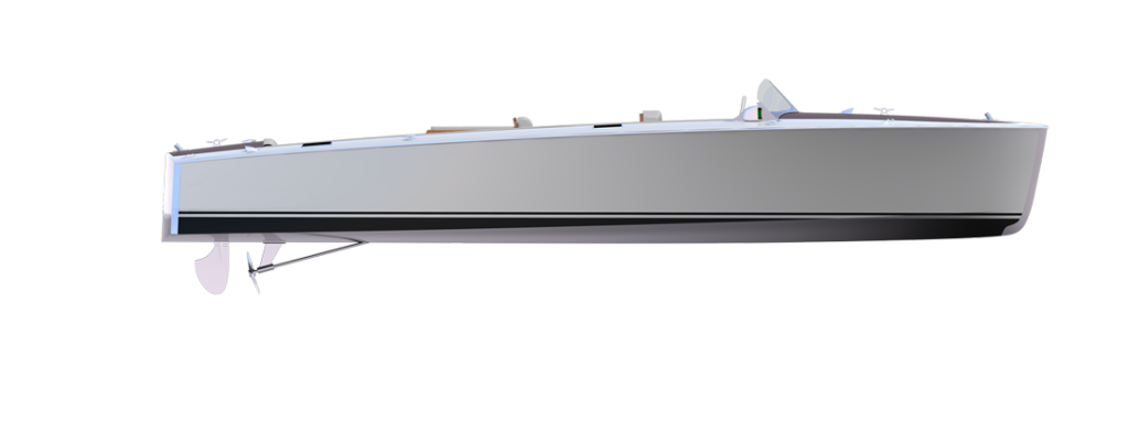 canadian electric boat company bruce 22