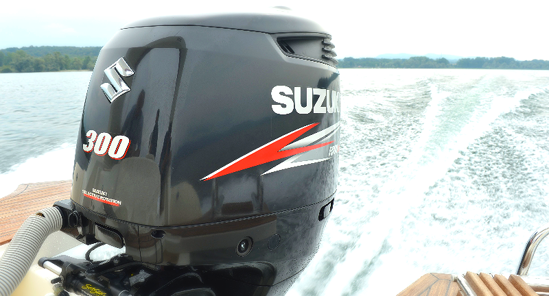 Suzuki al Nautic collaborazione Coppa America