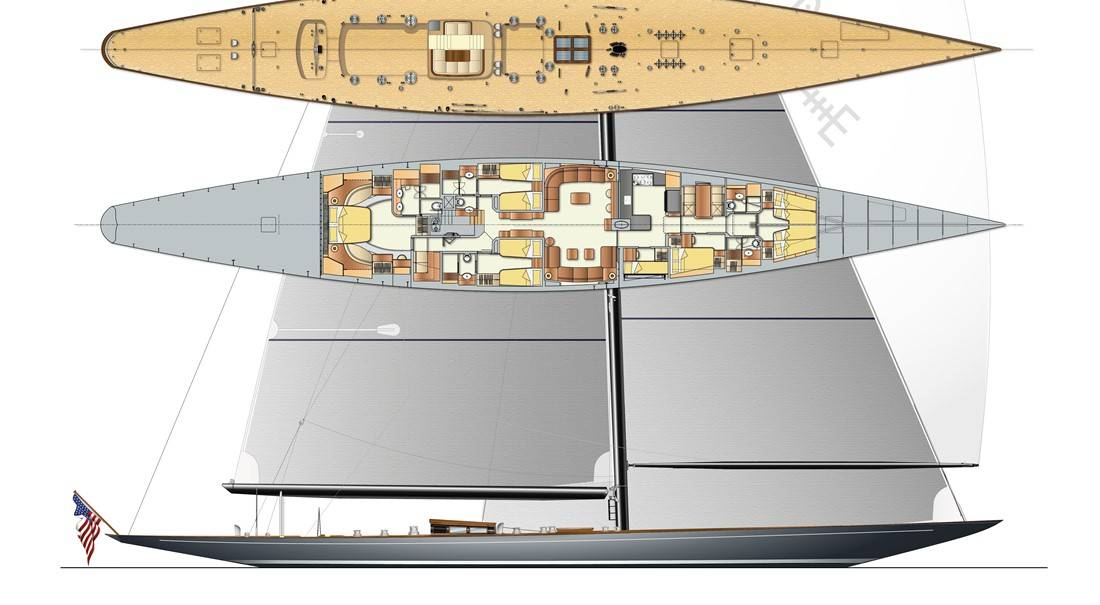 AMERICA'S CUP WILL BE JOINED BY J CLASS SVEA