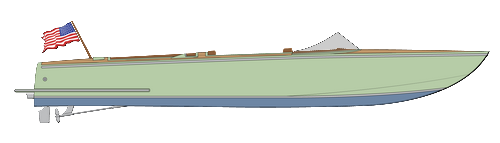 minncraft 26 summuit-Boat-Side-View