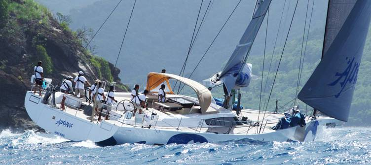 Advanced Yachts A80 Apsaras oceano