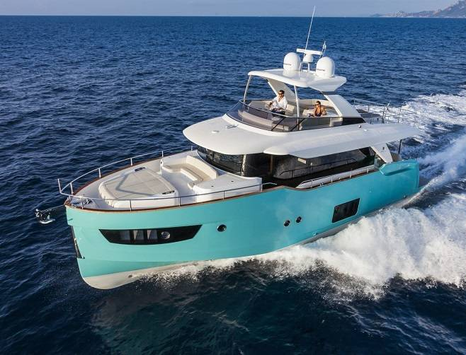 Navetta 58 Absolute Yachts
