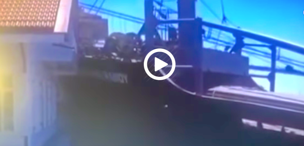 Navi yachts incidenti video