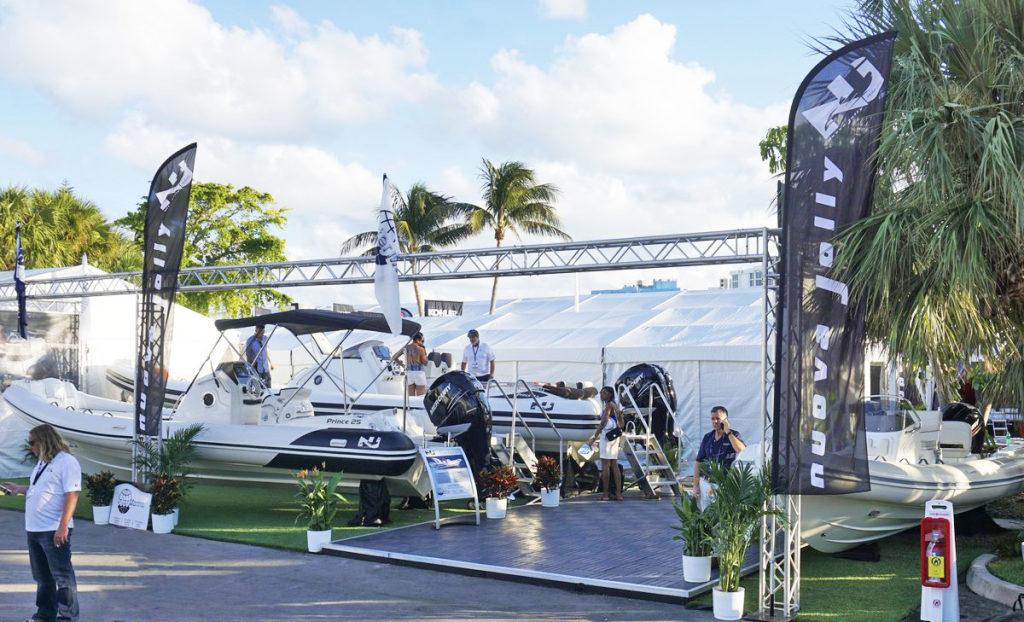 Nuova Jolly, dal Fort Lauderdale International Boat Show all'America intera