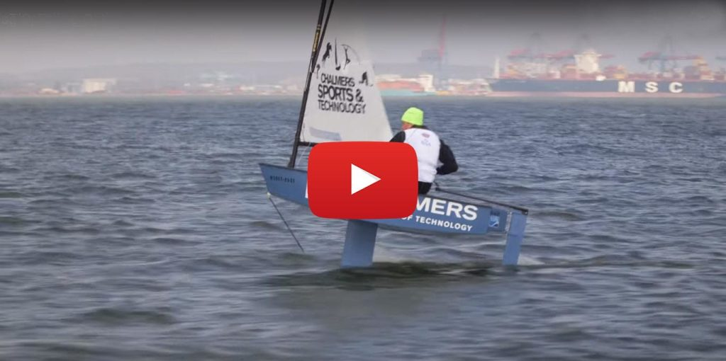 foiling mania optimist