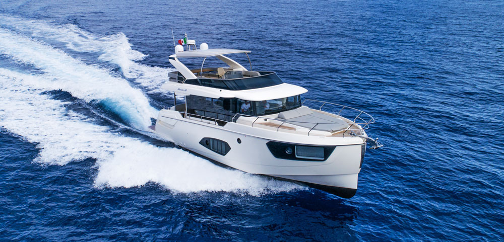 Navetta 48 Absolute Yachts